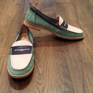 Sperry Top-sider Tricolor Loafers